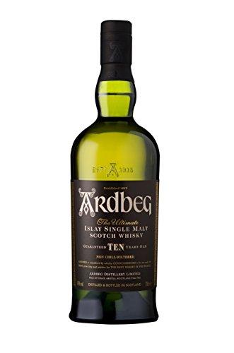 professionnel comparateur Ardbeg 10 Ans Islay 70cl Single Malt Whisky choix