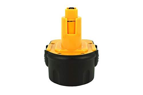 PowerSmart Batería de repuesto para Dewalt DC841KA, DC845KA, DC845KB, DW927K-2, DW927K2, DW980, DW980K-2, DW981, DC9071, DW9072, DE9074, DE9075 (2000 mAh, 12 V, Ni-MH)