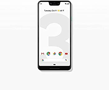 Google Pixel 3 XL 64GB Unlocked GSM & CDMA 4G LTE Android Phone w/ 12.2MP Rear & Dual 8MP Front Camera - Clearly White  Renewed
