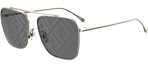 FENDI FF 0406/S Gafas, 2F7, 61 para Mujer