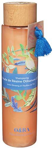 O&RA Frankincense Hair Shampoo | 80% natural origin ingredients