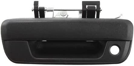 2007 chevy colorado tailgate handle