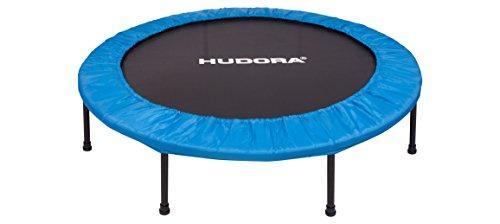 Hudora 65408 Fitness trampoline, opvouwbaar, 140 - Indoor trampoline
