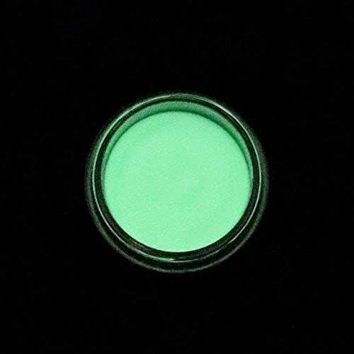 Gabcus Special sale item 2021 new 1Box Glow Powder in The Fluoresce Ultrafine Dark Art Nail