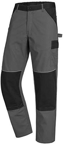 ACE Handyman Männer-Cargohose - Bundhose für die Arbeit - Grau - 48