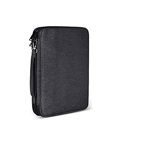 YYDMBH Maletín para portátil Accesorios de electrónica Impermeable Organizador Bolsa de Viaje Tablet Funda de Almacenamiento para iPad Mini Air 2 Cargador de teléfono Power Bank Cable