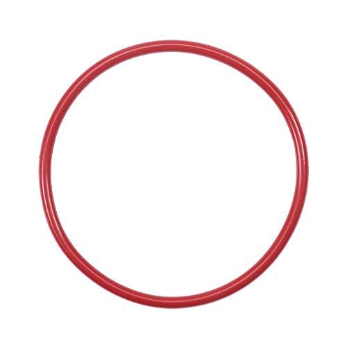 Wusfeng LHongBin-Junta tórica, Juntas de Juntas tóricas de Sello de Aceite de Silicona Rojo, Lavadora de Anillos de Silicona de 3.1mm de Espesor, OD 65-210mm, , Diseño