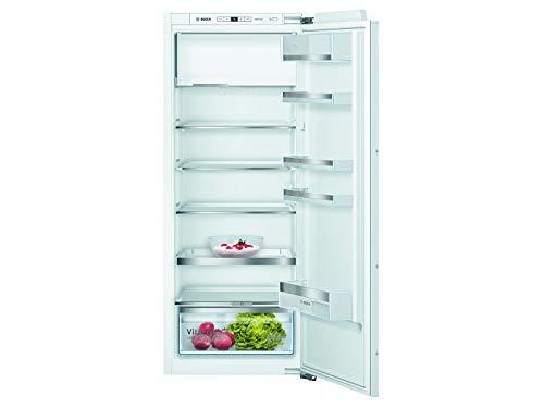 Bosch KIL52AFE0 Serie 6 Einbau-Kühlschrank mit Gefrierfach / A++ / 140 cm Nischenhöhe / 183 kWh/Jahr / 213 L Kühlteil / 15 L Gefrierteil / VitaFresh plus / VarioShelf