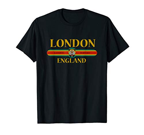 Fashion London T-shirt I Love London Tee Shirt England...