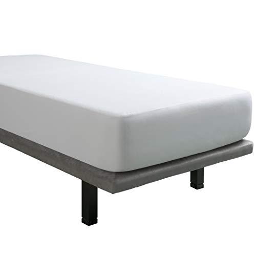Tural - Coprimaterasso anti-acari impermeabile e traspirante. Singolo 80x190/200cm - Proteggi materasso Impermeabile