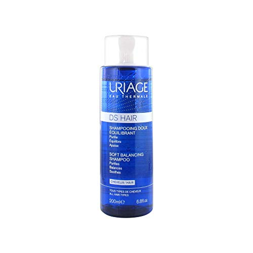 Uriage Uriage D.S Champu Suave Regulador 200 ml - 200 ml