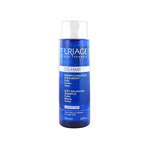 petit un compact UriageDS Shampooing Cheveux Doux Équilibre 200 ml