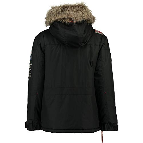 Geographical Norway Parka Hombre Boomerang Camo