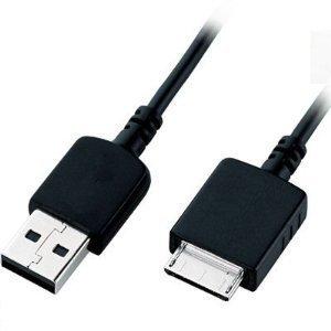 DragonTrading–Cavo USB di ricarica e sincronizzazione per Sony Walkman Serie A, E, S, X e lettore MP3
