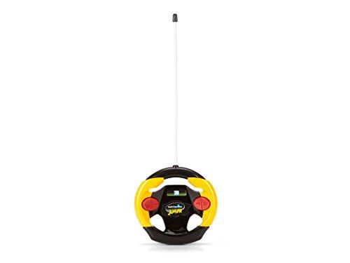 RC Baufahrzeug kaufen Baufahrzeug Bild 1: Revell Control Junior RC Car Betonmischer - ferngesteuertes Baufahrzeug mit 27 MHz Fernsteuerung, kindgerechte Gestaltung, ab 3, mit Teilen und Figur zum Bauen und Spielen, LED-Blinklichtern - 23007*
