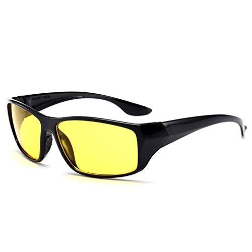 Generic Brands 2020 New Night Vision Goggles Night Sunglasses Men Fashion Polarized Night Driving Enhanced Light Glasses
