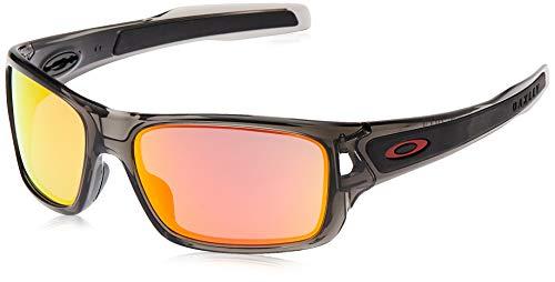 OAKLEY 0OJ9003 Gafas de sol para Hombre, Gris, 0
