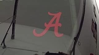 Expressive Vinyls (2) University of Alabama A Vinyl Car Window Decals Stickers Crimson Tide