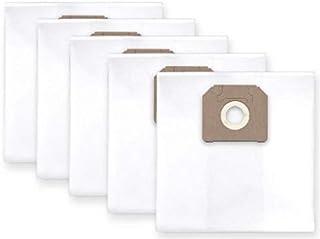 5x Sacchetti per aspirapolvere in tessuto Karcher NT 48/1, 65/2, NT 72/2, 82/1