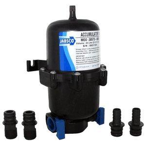 JABSCO - Minidepósito de combustible (65 L)