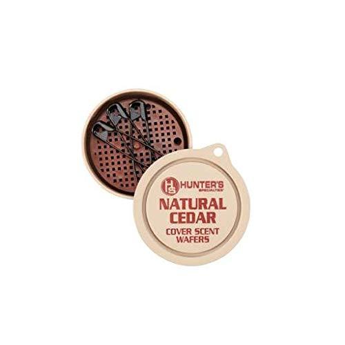 Buy Hunter Specialties HS Cedar Cover Scent Wafers
