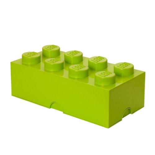 Lego 40041220 Opbergbox Brick 8, Groen