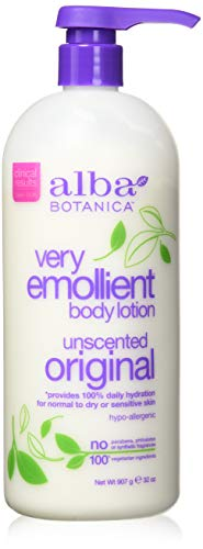 Very Emollient Body Lotion Unscented 32 fl.oz