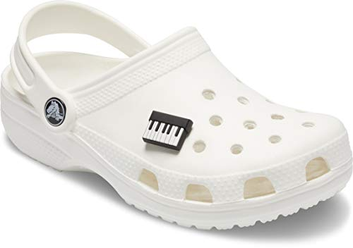 Crocs Jibbitz Sports and Interests Shoe Charms | Jibbitz for Crocs, Piano Keyboard, Small