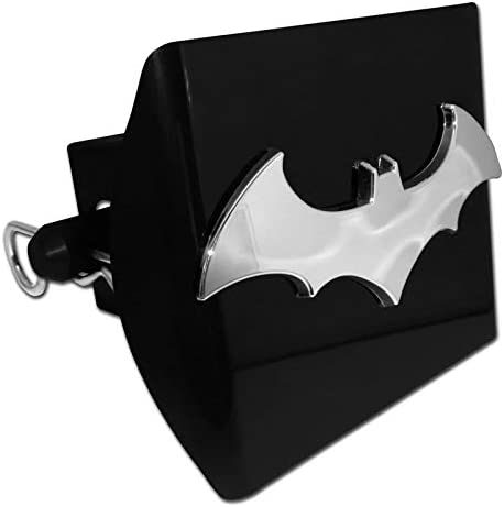 Graphics and More Batman Cute Chibi Character Tow Trailer Hitch Cover Plug Insert