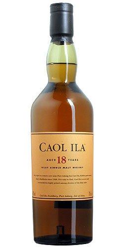 Caol Ila Islay Scotch di Malto Singolo - 0.7 L