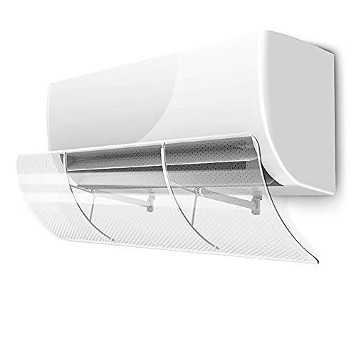 Deflettore per climatizzatore impedisce il soffiaggio diretto trasparente Parabrezza