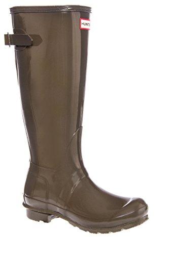 Hunter Damen Original Verstellbarer Rücken Regenstiefel (5M US)