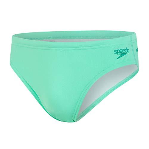 Speedo Essentials Endurance + 7 cm Brief Neoprenanzug für Herren XL Grün Glow
