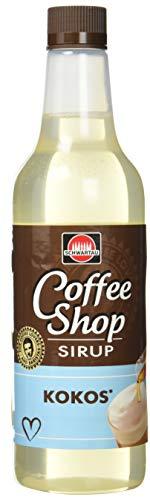 Schwartau Coffee Shop Cocos Limited Edition, 6er Pack (6 x 650 ml)