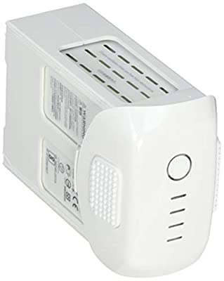 DJI - Intelligent Flight Battery for Phantom 4 Pro, 5870 mAH, White by DJI
