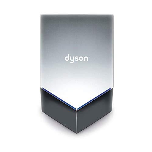 Dyson HU02 307170-01 Nickel Luft Klinge V Automatisch Handtrockner, 23.4cm x 10cm x 39.4cm