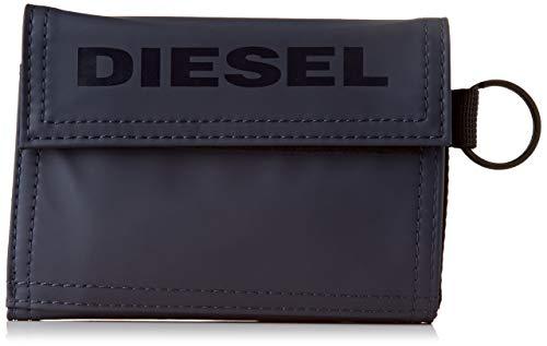 Diesel Yoshi, Portafoglio Uomo, Blu (Blue Nights), 5.4 x 11 x 13.5 cm (W x H x L)