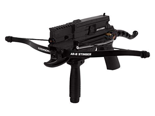 Steambow Sen-X AR-6P Tactical Arrow Repeating Crossbow air Pistol
