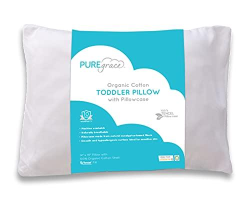 Imagen del producto de la almohada orgánica Pure Grace para niños pequeños