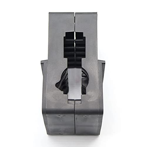 Reinforced Nylon Plastic Clamp Block TooI Black