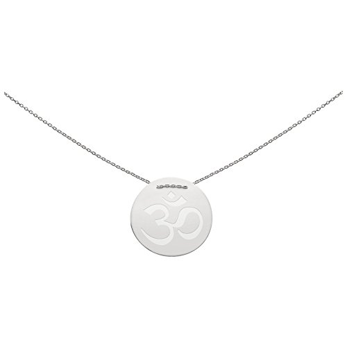 Heart to Get Ohm Kette Silber IAM413N-OHM-S