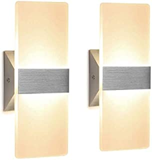 Modern Wall Sconce 12W, ChangM
