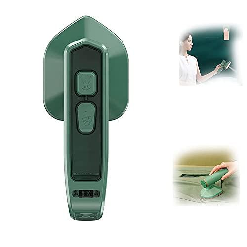Micro plancha de vapor profesional, mini vaporizador de ropa de mano portátil, vaporizador ligero para ropa, adecuado para el hogar y los viajes
