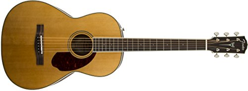 Fender Paramount PM-2 Standard Parlor - Natural