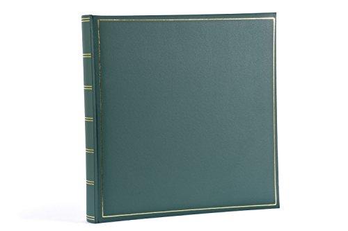 Henzo Champagne grün Fotoalbum, 35 x 35 x 5 cm