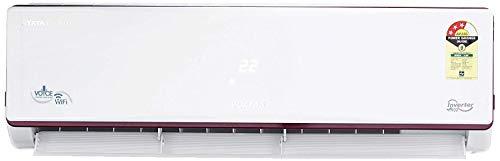 Voltas 1.4 Ton 3 Star Wi-Fi Inverter Split AC with Amazon Alexa (Copper 173VWZJ White)