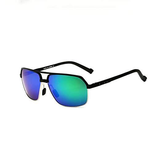 Tcaijing gepolariseerde bril heren binnencoating Bright Color polariserende zonnebrillen in vrije sport vissen pilot anti-UV