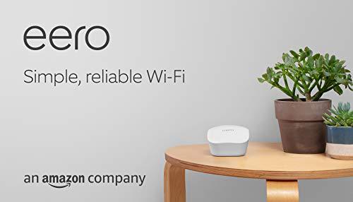 Amazon eero mesh Wi-Fi router/ex