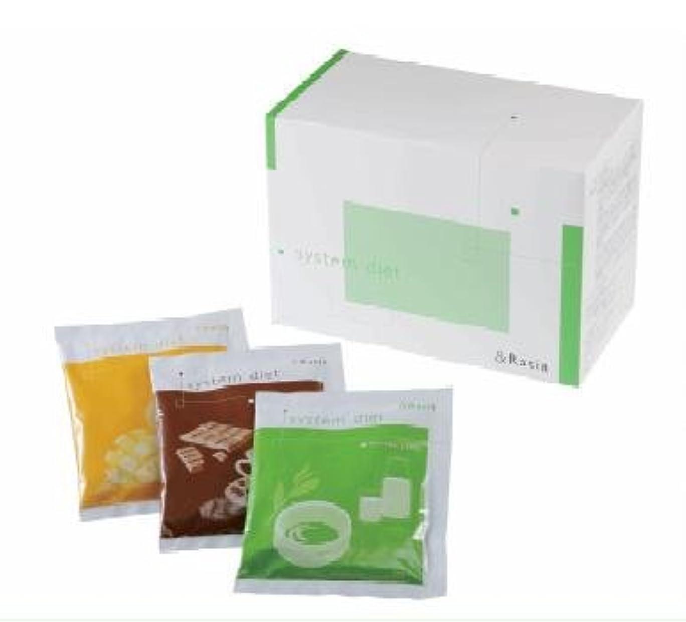 肉変更可能プラスチックアンドラティア システムダイエット 40g×14包 &ラティア &Ratia