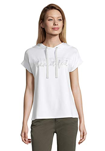Cartoon Damen 2088/7382 Bluse, Offwhite, 42